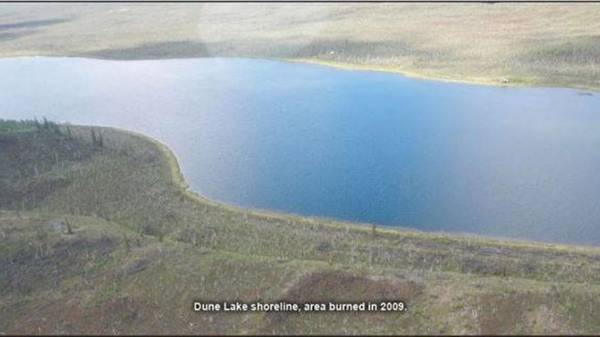 Beautiful 4.8 acres of vacant land - Dunes Lake - Alaska